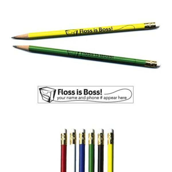 Pricebuster Pencil - Floss is Boss!