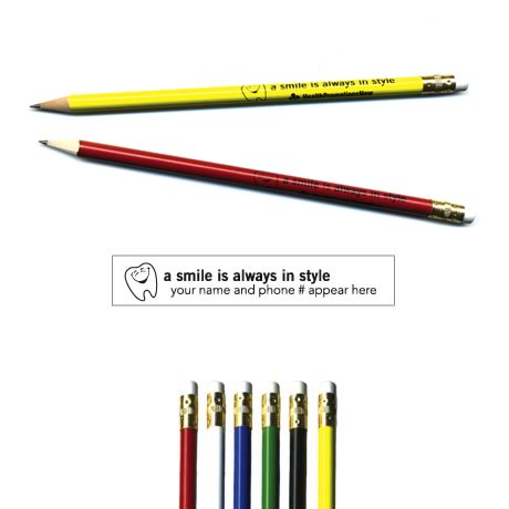 Pricebuster Pencil - A smile...