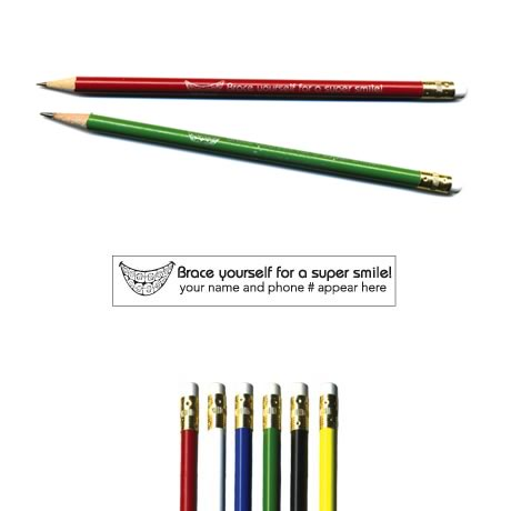 "Pricebuster Pencil - ""Brace yourself..."""