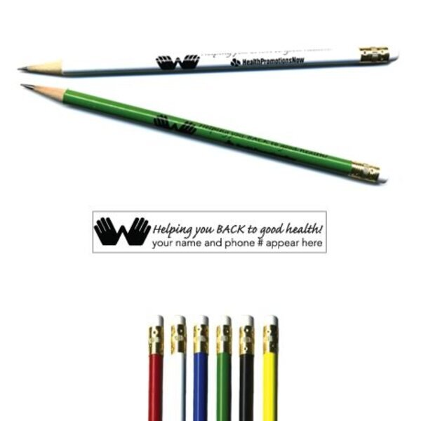 "Pricebuster Pencil - ""Helping you BACK..."""