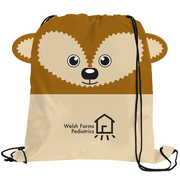 Paws N Claws Polyester Sport Pack - Hedgehog