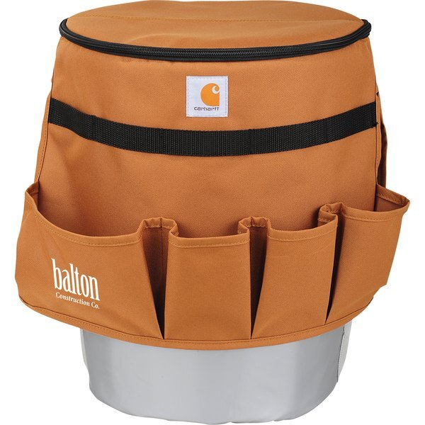 Carhartt® Polycanvas 5 Gallon Bucket Cooler