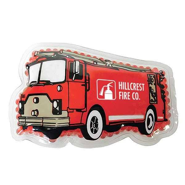 Fire Truck Hot & Cold Pack