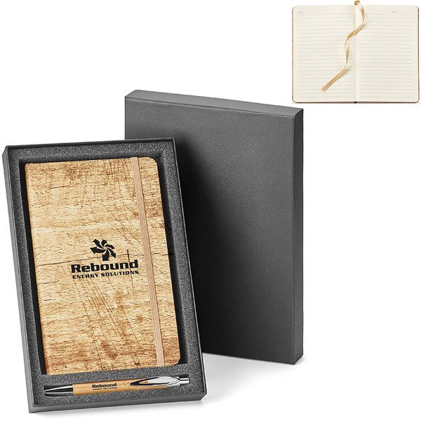 Nature Journal 2-Piece Gift Set