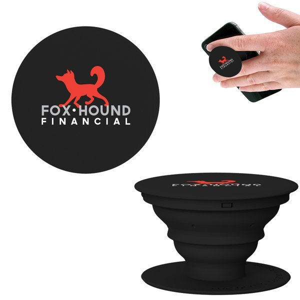 PopSocket® Mobile Device Stand w/ Full Color Imprint