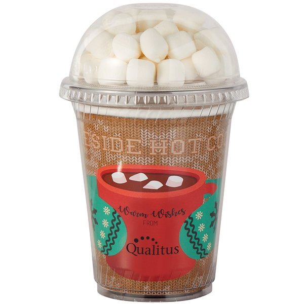 Fireside Hot Chocolate Kit, Full Color Imprint