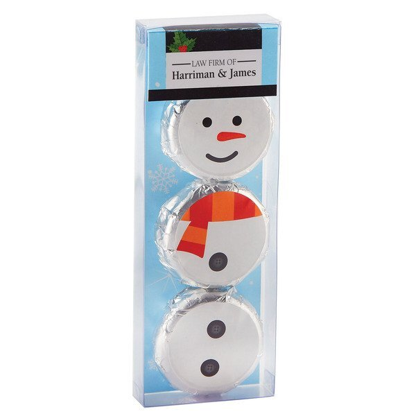 Snowman Chocolate Covered Oreo® Gift Set