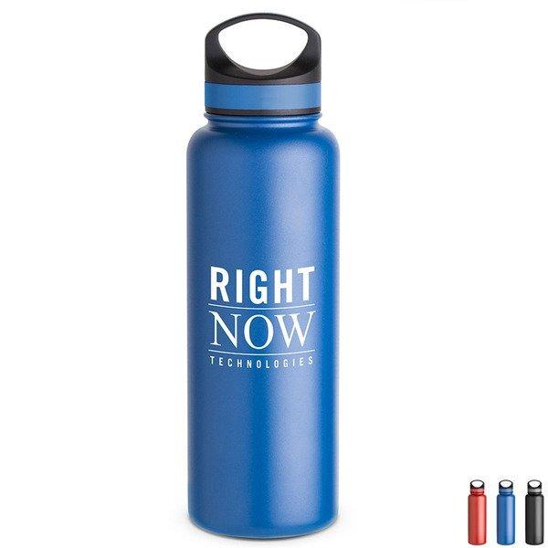 Basecamp® Mega Tundra Copper Lined Vacuum Insulated Bottle, 40oz.