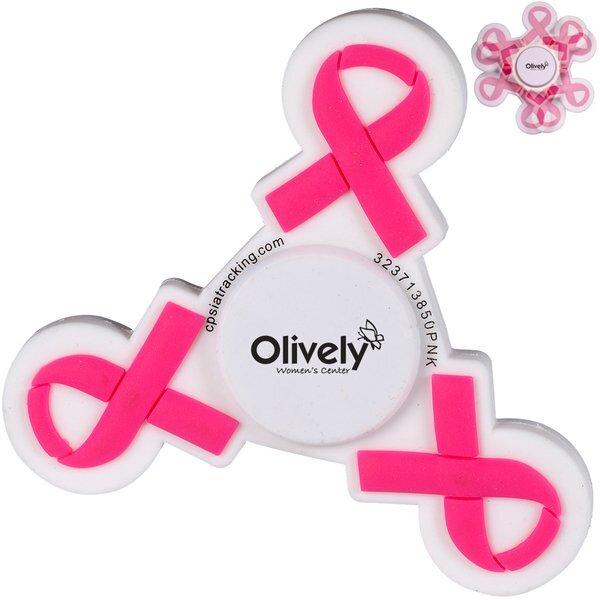 Awareness Ribbon Promo Spinner