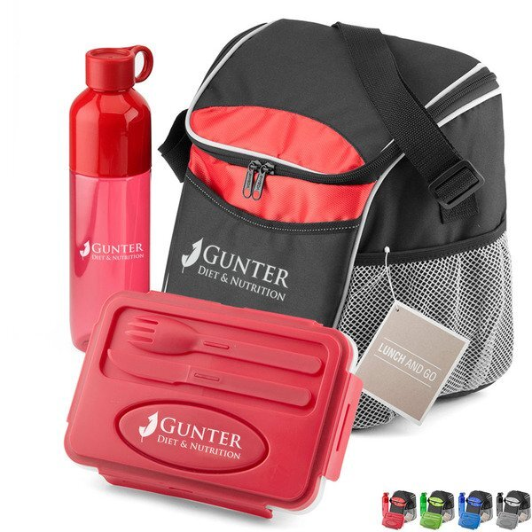 Lunch and Go Gift Set