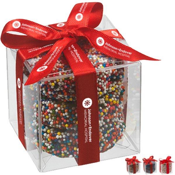 Chocolate Covered Oreo® Present, Nonpareils