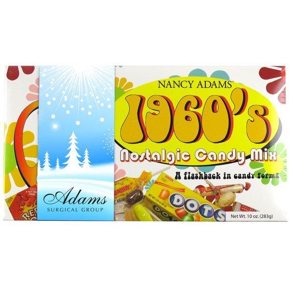 Nancy Adams® 60's Nostalgia Candy Box