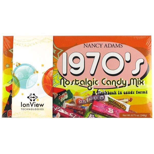 Nancy Adams® 70's Nostalgia Candy Box