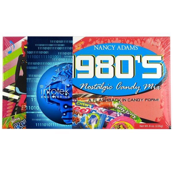 Nancy Adams® 80's Nostalgia Candy Box