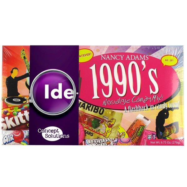 Nancy Adams® 90's Nostalgia Candy Box