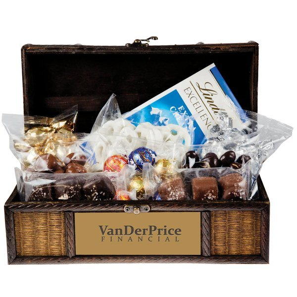 Executive Treat Treasure Chest