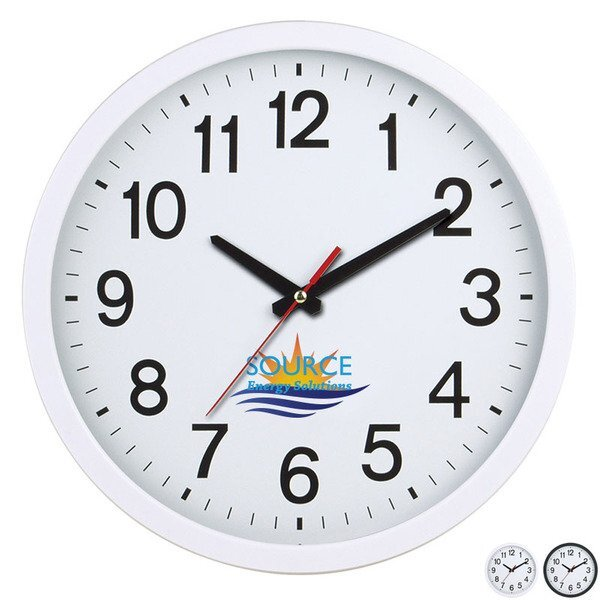 "Giant Display Wall Clock, 16"""