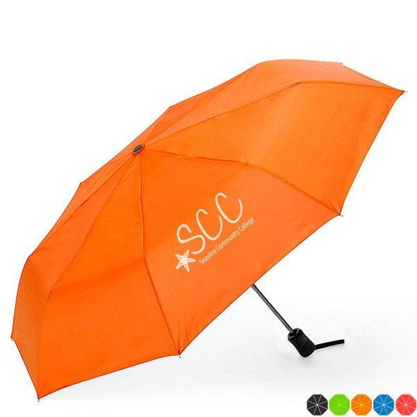 """Cirrus Auto Open Travel Umbrella, 41"""" Arc"""