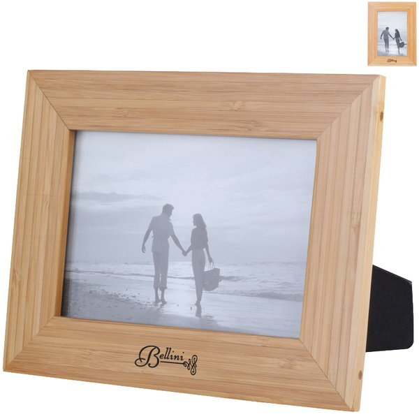 """Bamboo Picture Frame, 4"""" x 6"""""""
