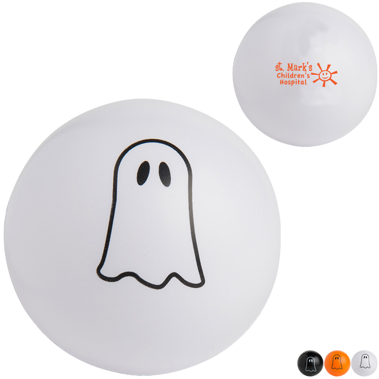 Ghost Stress Reliever Ball