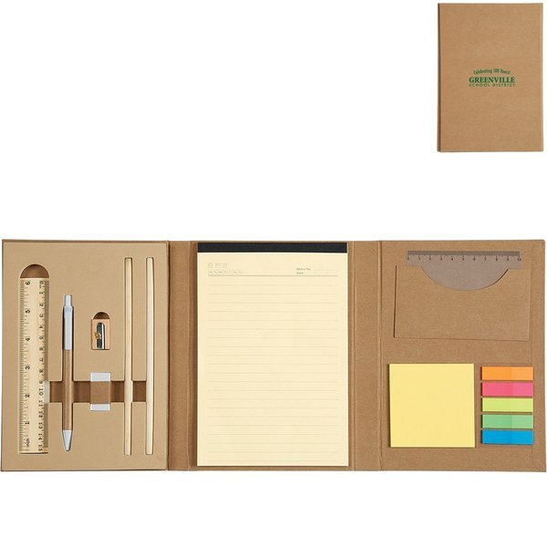 Eco-Inspired Stationery Gift Set