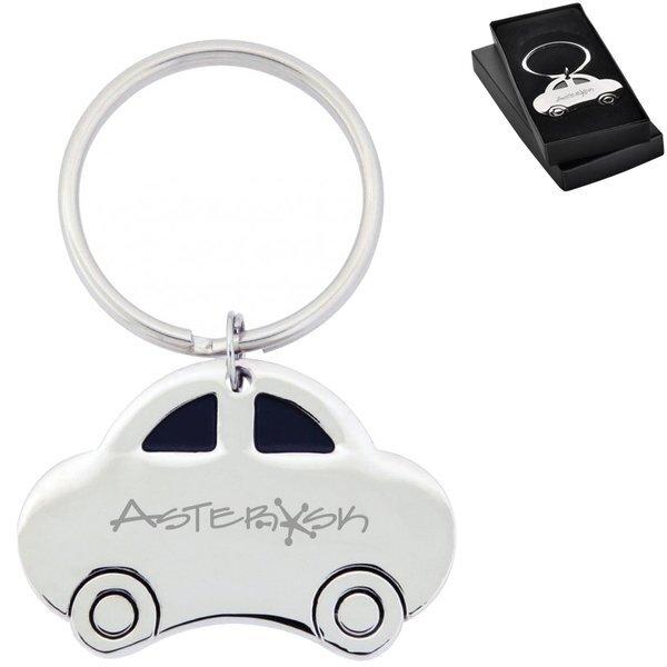 Car Metal Keychain