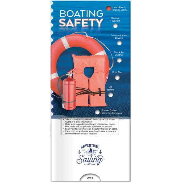 Boating Safety Pocket Sliders™