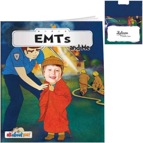 EMTs and Me All About Me Book