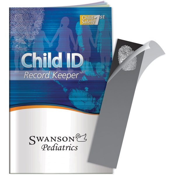 Child ID Record Keeper Better Book™ & Fingerprint Kit