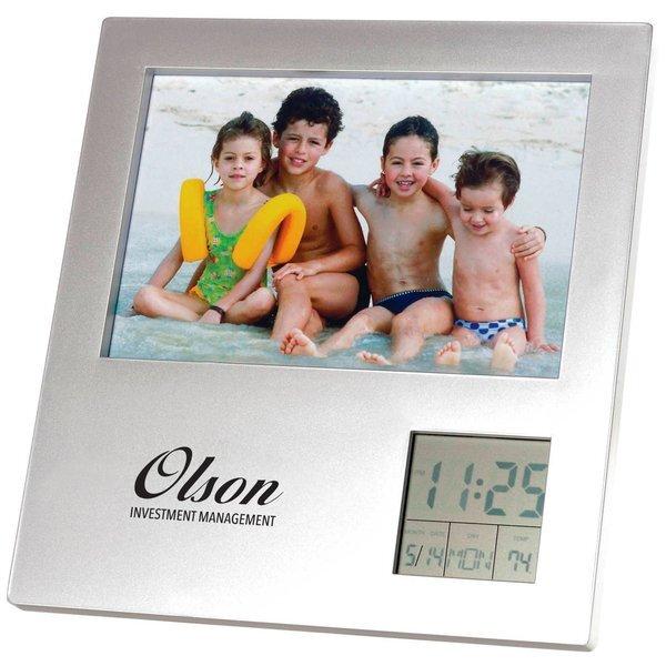 Dual Position Clock & Frame