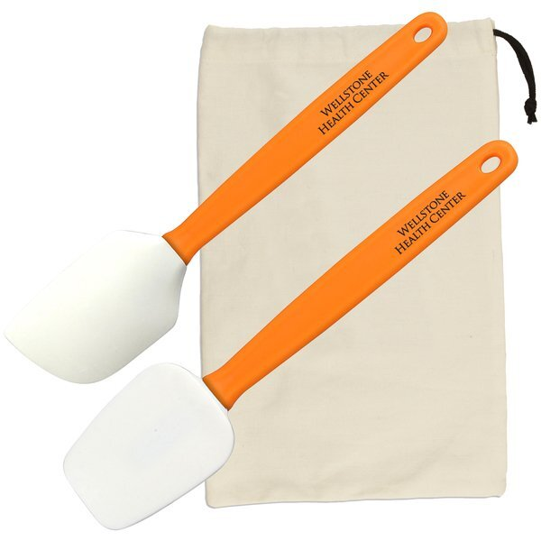 Silicone Spoon and Spatula Gift Set