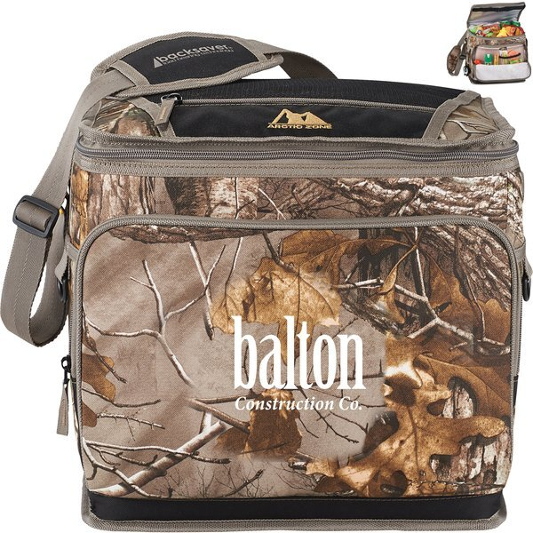 Arctic Zone® Realtree® Camo PolyCanvas 36 Can Cooler