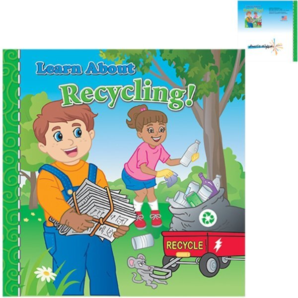 Learn About Recycling Storybook