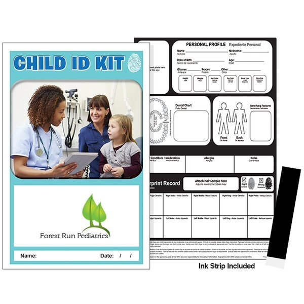 Healthcare Cover Child ID Safety Kit