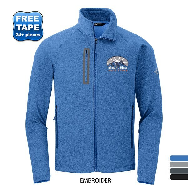The North Face® Canyon Flats Men's Fleece Jacket