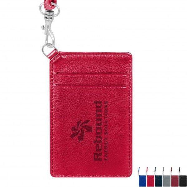 Andrew Philips® Fashion Lanyard ID Holder