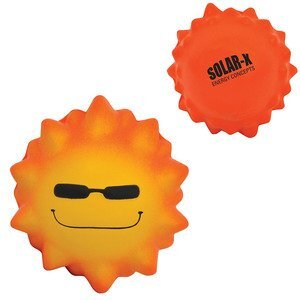 Cool Sun Stress Reliever Wobbler