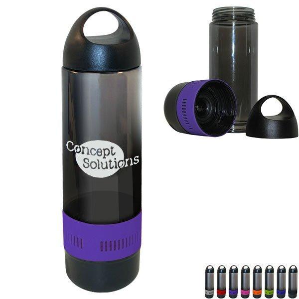 Bluetooth™ Speaker Sport Bottle, 17oz.