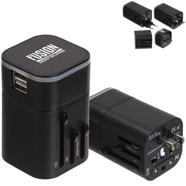 Gemini Travel Adapter