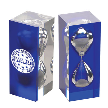 Acrylic Sand Timer, 2-1/2 Minute