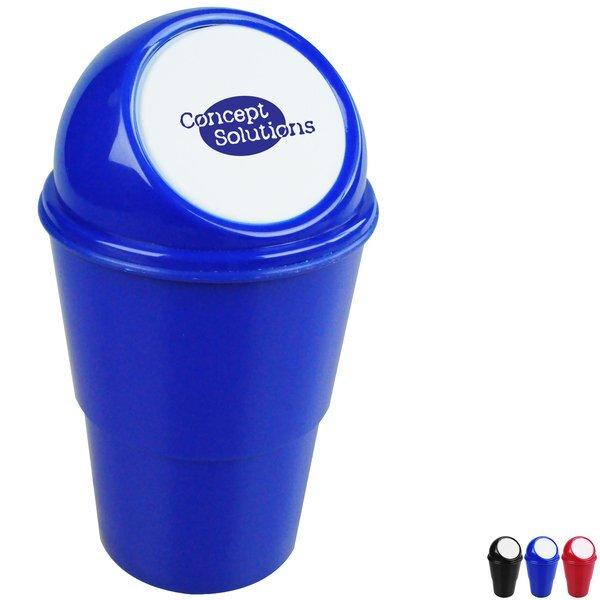 Discreet Auto Trash Cup