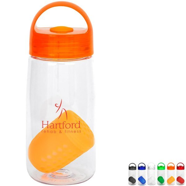 Arch Bottle with Floating Infuser, 18oz.