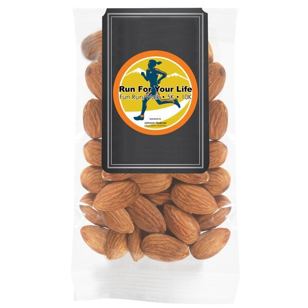 Healthy Snack Pack Raw Almonds, 2oz.