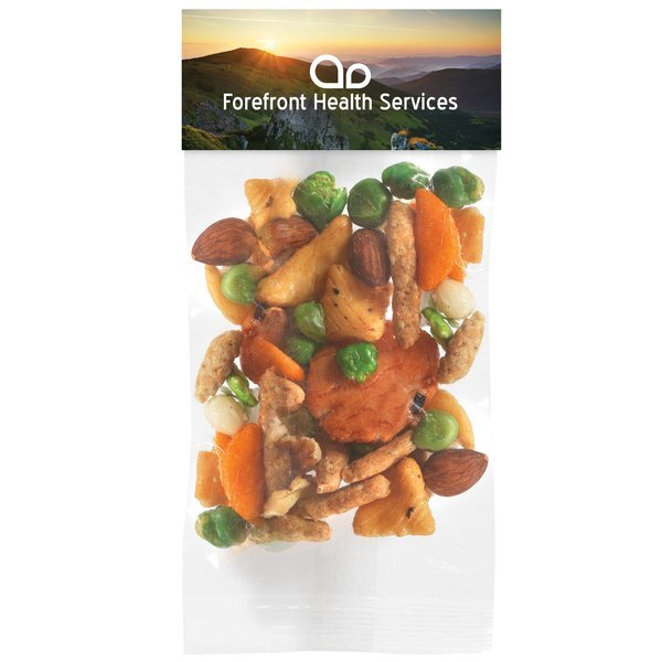 Healthy Header Snack Bag with Oriental Nut Mix, 1oz.
