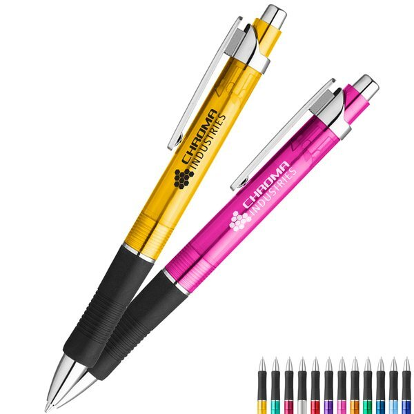 Albany Retractable Gel Pen