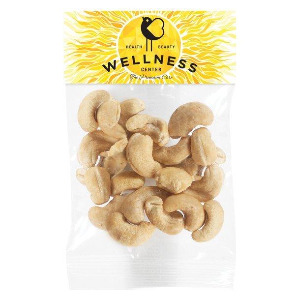 Healthy Header Snack Bag with Cashews, 1oz.