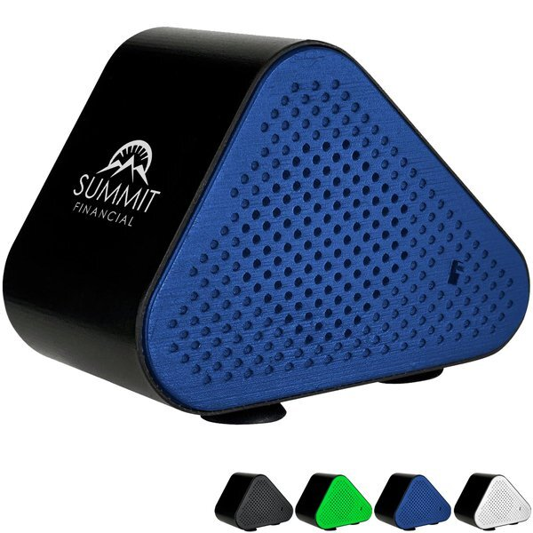 Triangle Light Up Suction Cup Bluetooth Speaker