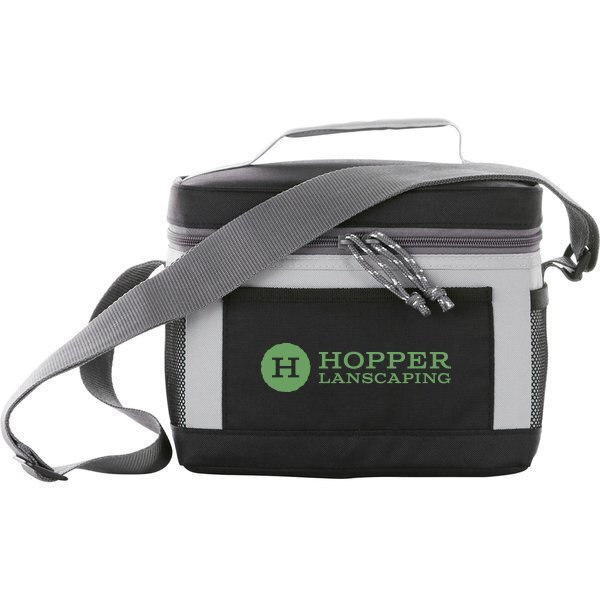 Arctic Zone® Heritage Polycanvas 6 Can Lunch Cooler