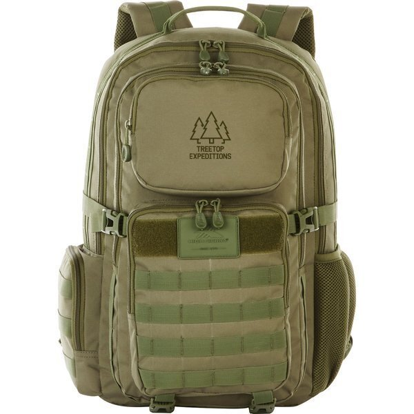"High Sierra® Tactical Polycanvas 15"" Computer Pack"