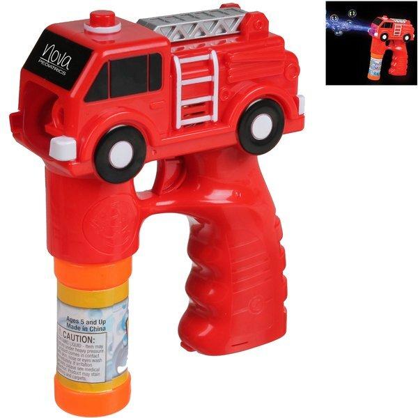 Fire Truck Bubble Blaster